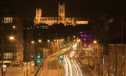 lincoln cathedral doubletree by hilton forest pines